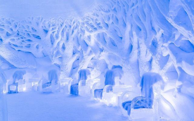Snowhotel Norwegen
