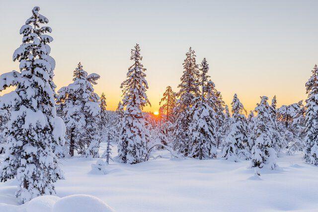 Wintersport Norwegen