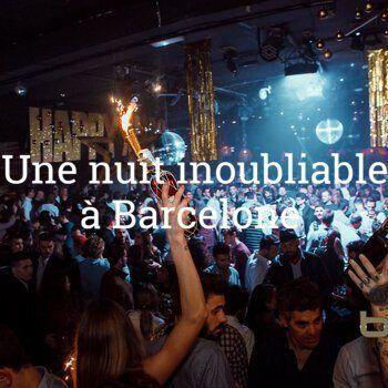 Nuit Barcelone