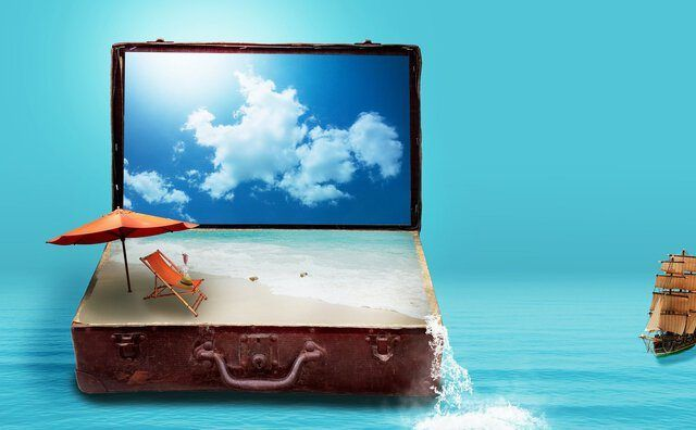 Reisebüro Koffer