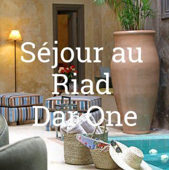 Séjour Riad Dar One