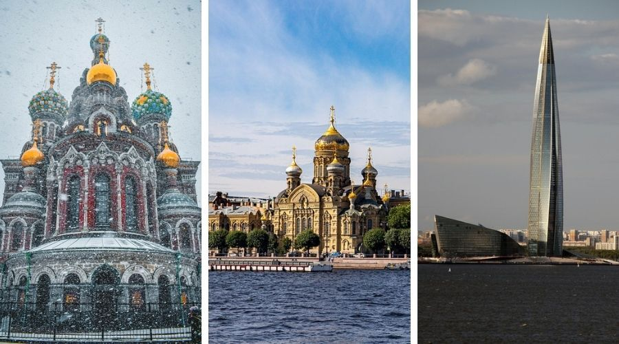 The essentials of St. Petersburg