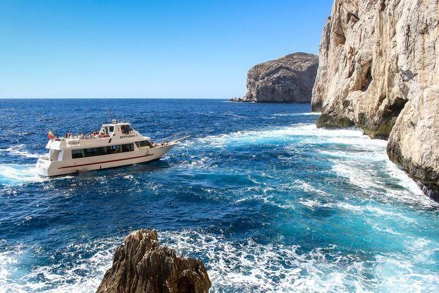Sardinien Bootstour