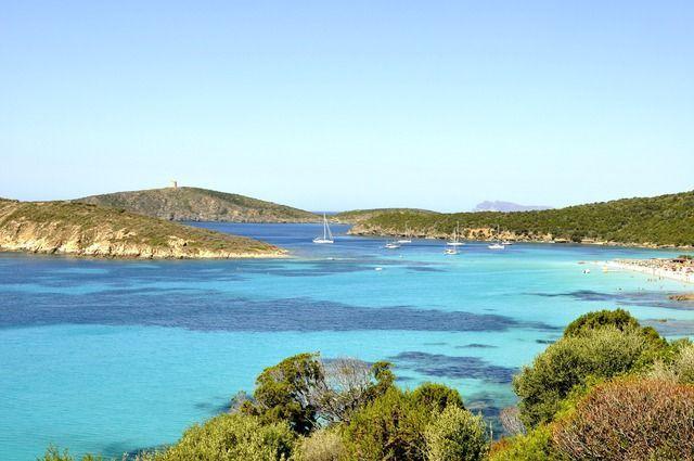Landschaft Sardinien