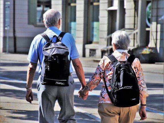 Senioren Sightseeing