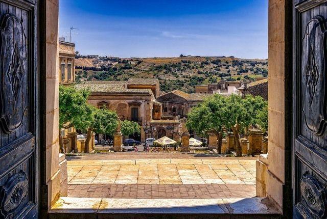 Sizilien Aussicht