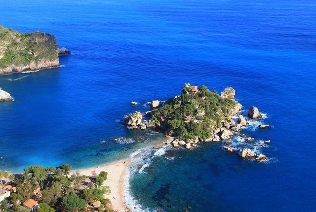 Sizilien Küste