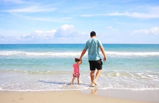Single Urlaub mit Kind