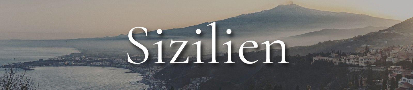 Sizilien Banner