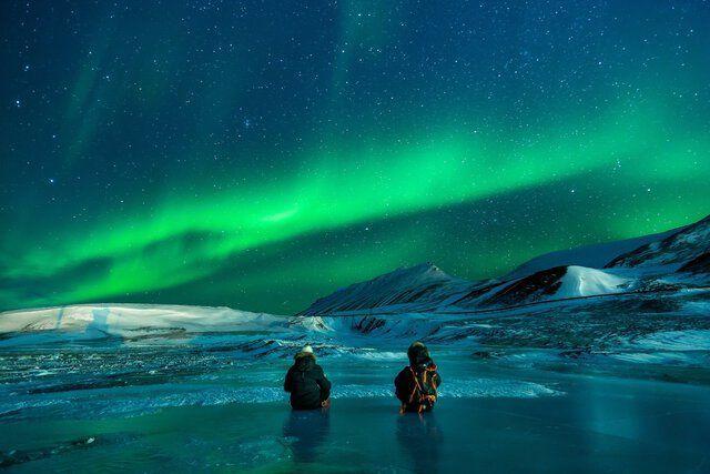 Polarlichter Skandinavien
