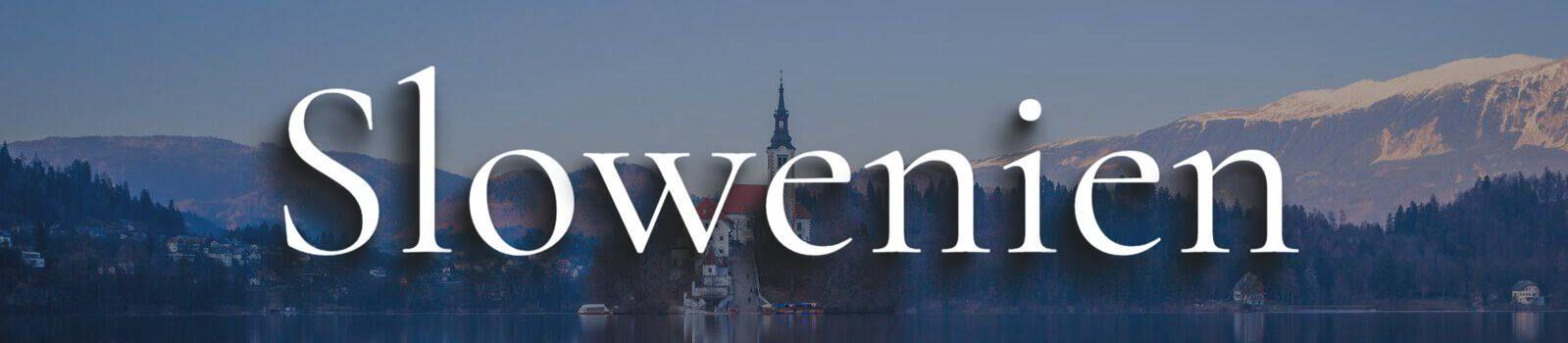 Slowenien Banner