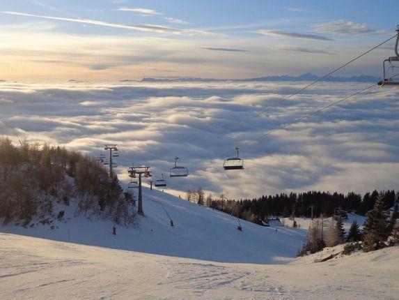 Wintersport Slowenien
