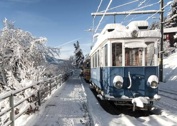 Take the train to Val Thorens
