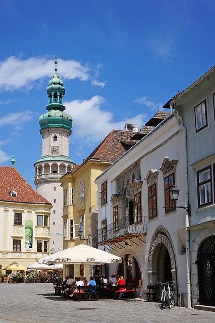 Explore Beautiful Sopron on the Austrian Border