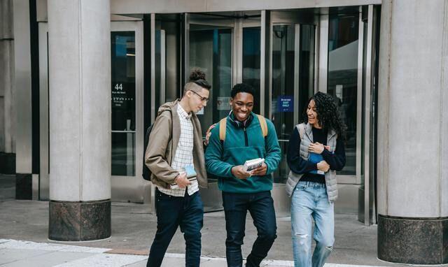 Studenten Sprachreise