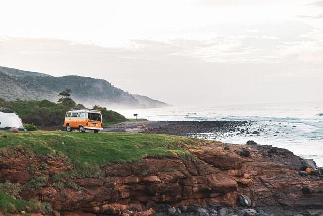 Surfurlaub Bus