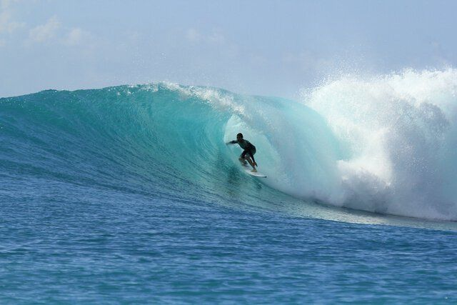 Surfen Tube