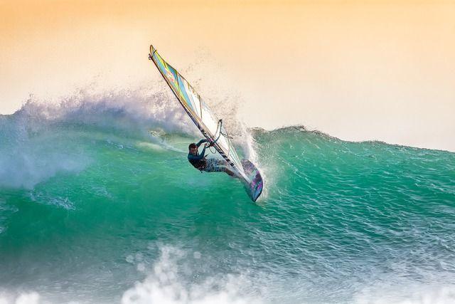 Surfurlaub Windsurfen