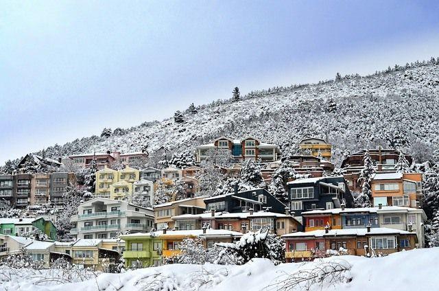 Türkei Uludag Winter