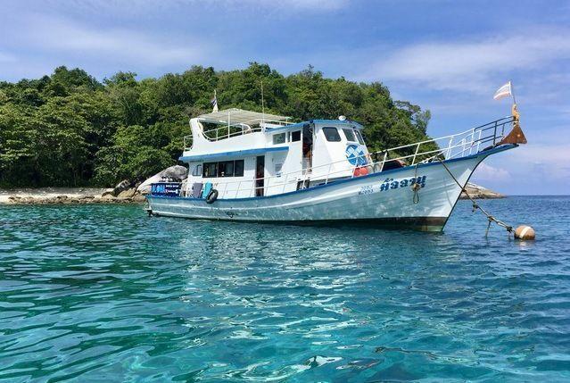 Tauchschiff Phuket