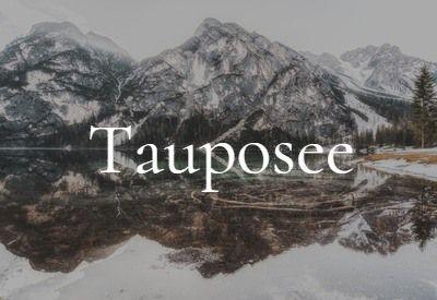 Tauposee