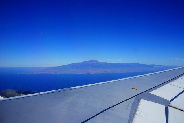 Flugreise Teneriffa