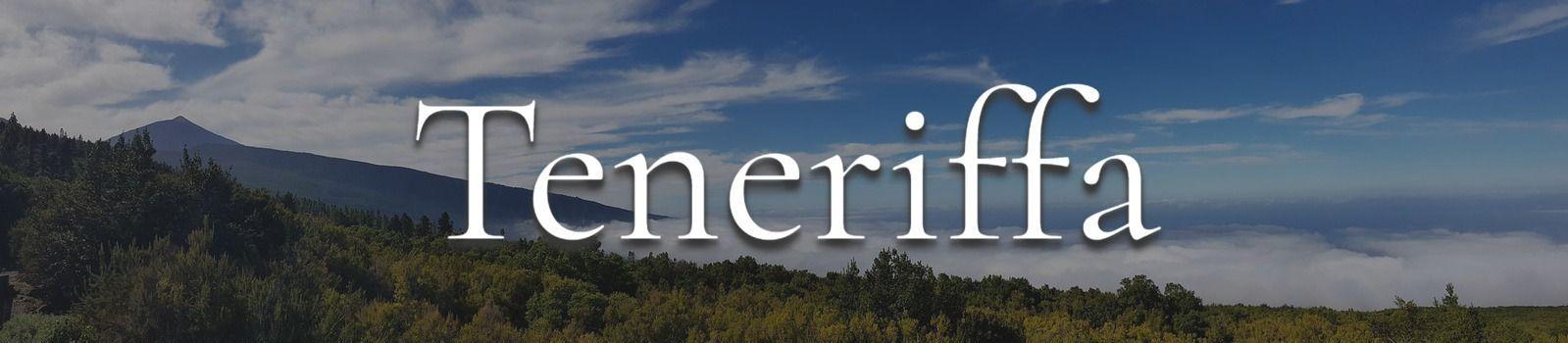 Teneriffa Banner