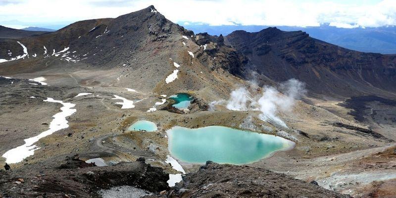 Parc national du Tongario