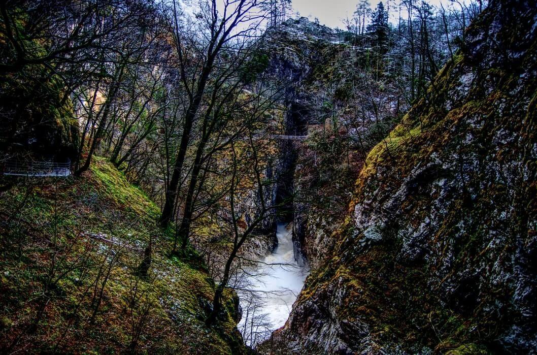 Slovenia - Grotte di Skocjan