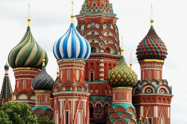 Kathedraal van de Voorbede van de Moeder Gods Moskou
