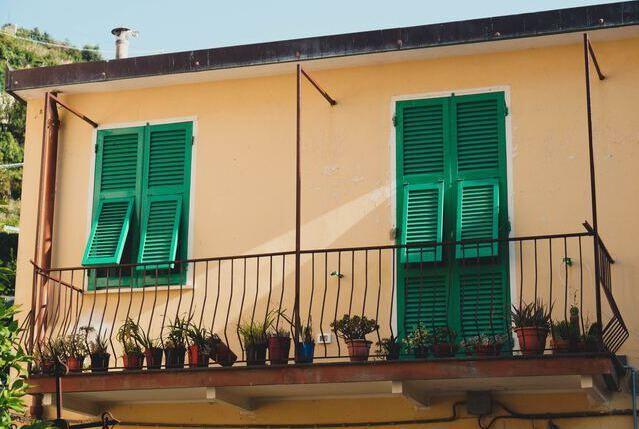 Traumferienwohnung mit Balkon