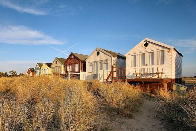 Strandhaus Unterkunft