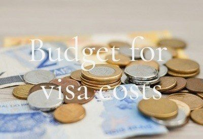 Visa Requirements Budget