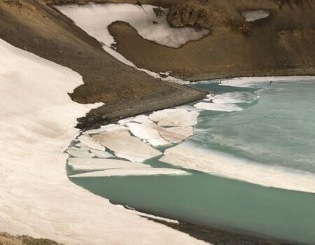 Cratère Viti Islande