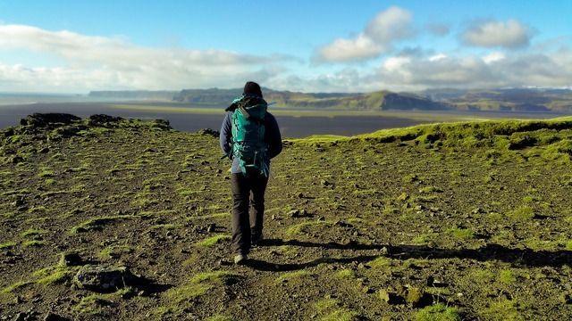 Wanderer Landschaft