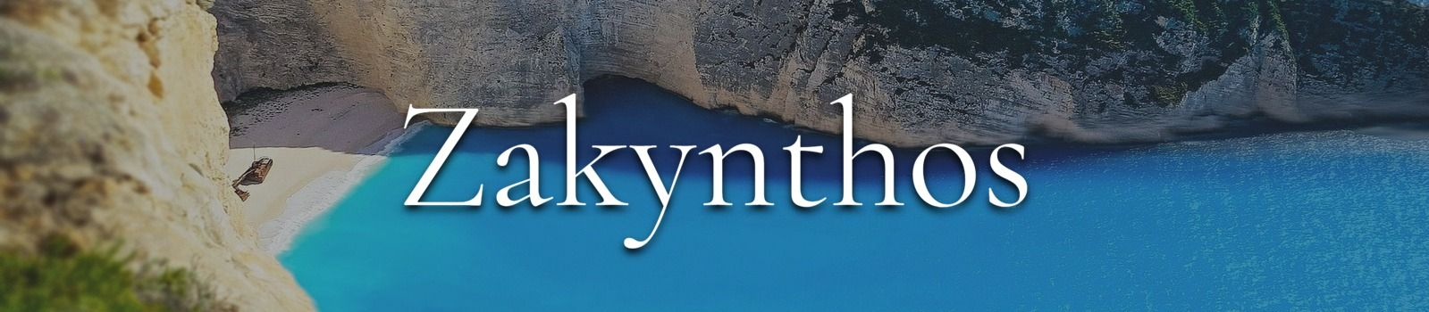 Zakynthos Banner