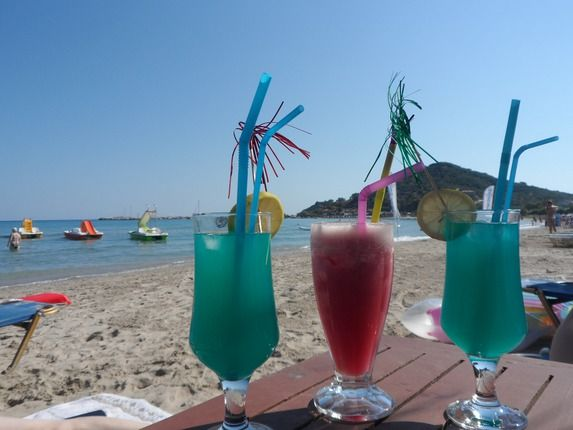 Zakynthos Cocktails Strand