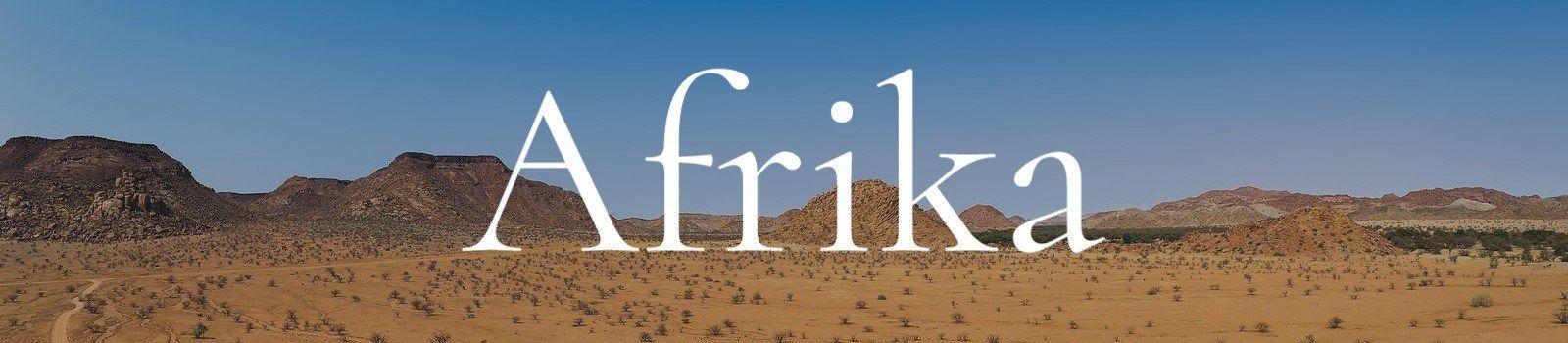 woestijn afrika