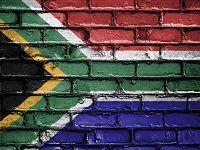 Drapeau Afrique Sud