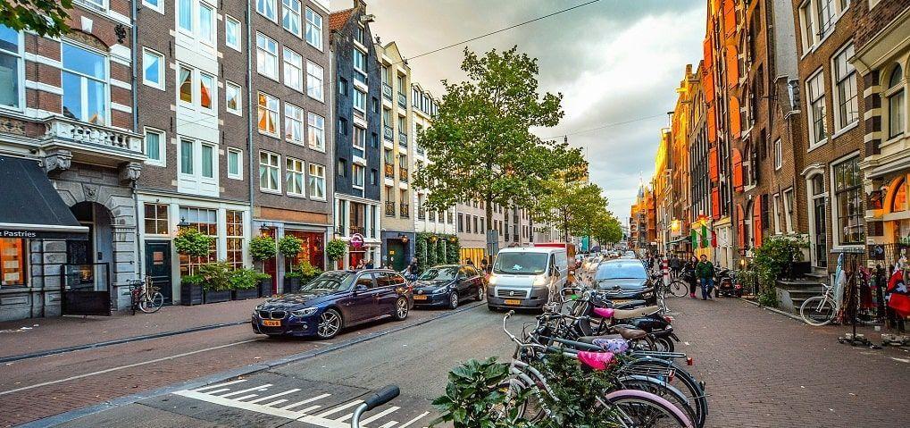 Amsterdam voitures