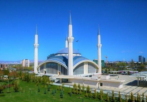Ankara Turkije