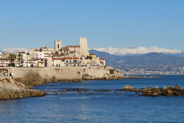 Explore Antibes on the Cote d'Azur