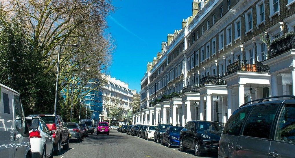 Parking Rue Londres