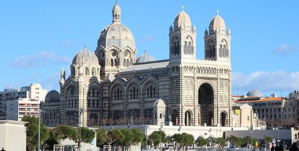 Cathedrale Marseille