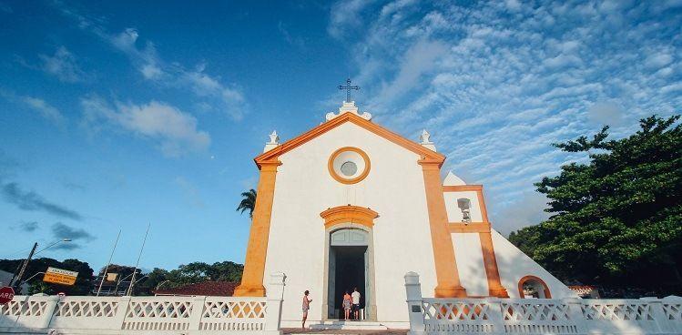 Orange Church Brazil