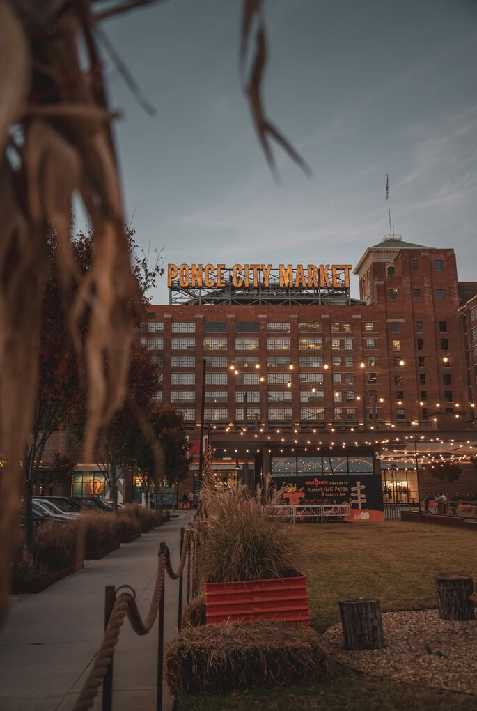 Fun Things to Do in Atlanta - Ponce City Market