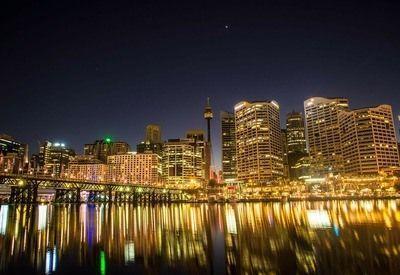 Darling Harbour Australie