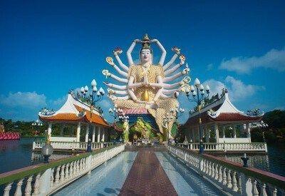 Azie tempel