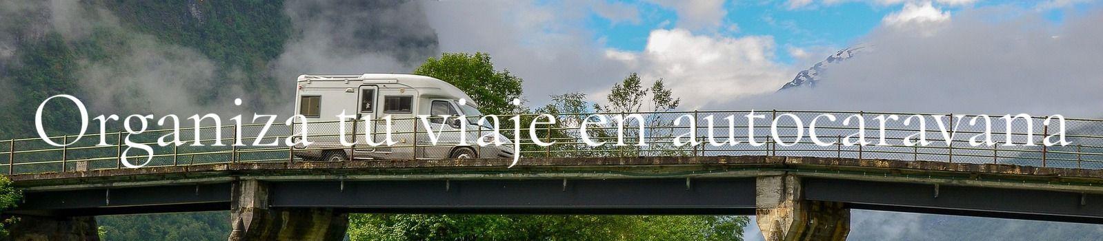 Autocaravana banner