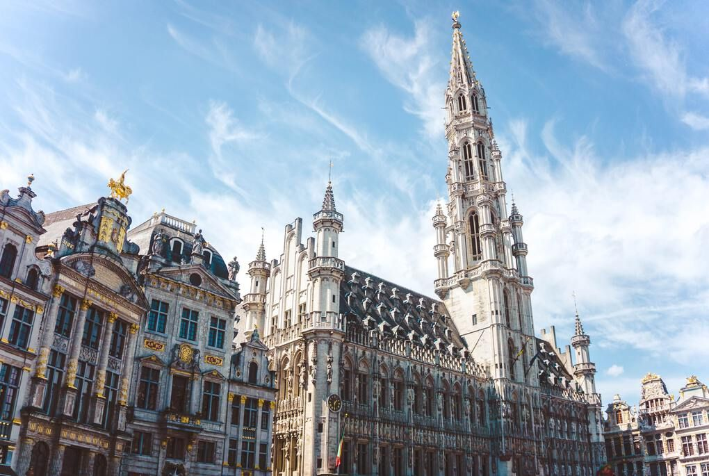 Town Hall Brussels, Belgium